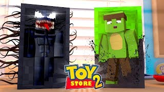 TOY STORE 2 - NEW VENOM TOY JOINS THE STORE!  w/TinyTurtle