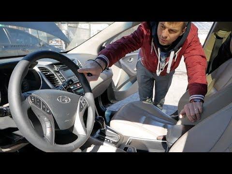 Осмотр поддержанного авто | Hyundai I30 2013 года | Автоподбор Киев
