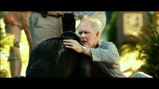 Восстание обезьян. Русский трейлер-2 2011 HD