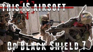 This IS Airsoft - Operation Black Shield 7 - SC Village - Airsoft Evike.com