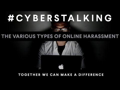 Types of Online Harassment