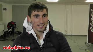Фото Зелимхан Бакаев после матча Спартак   Ростов 21