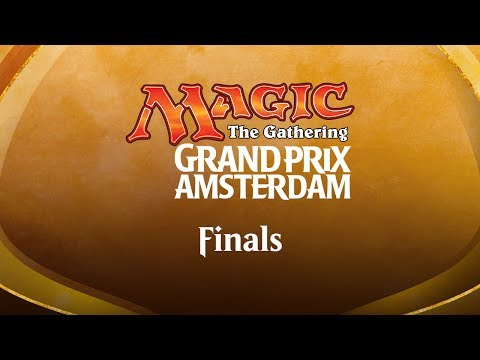 Grand Prix Amsterdam 2017 Finals