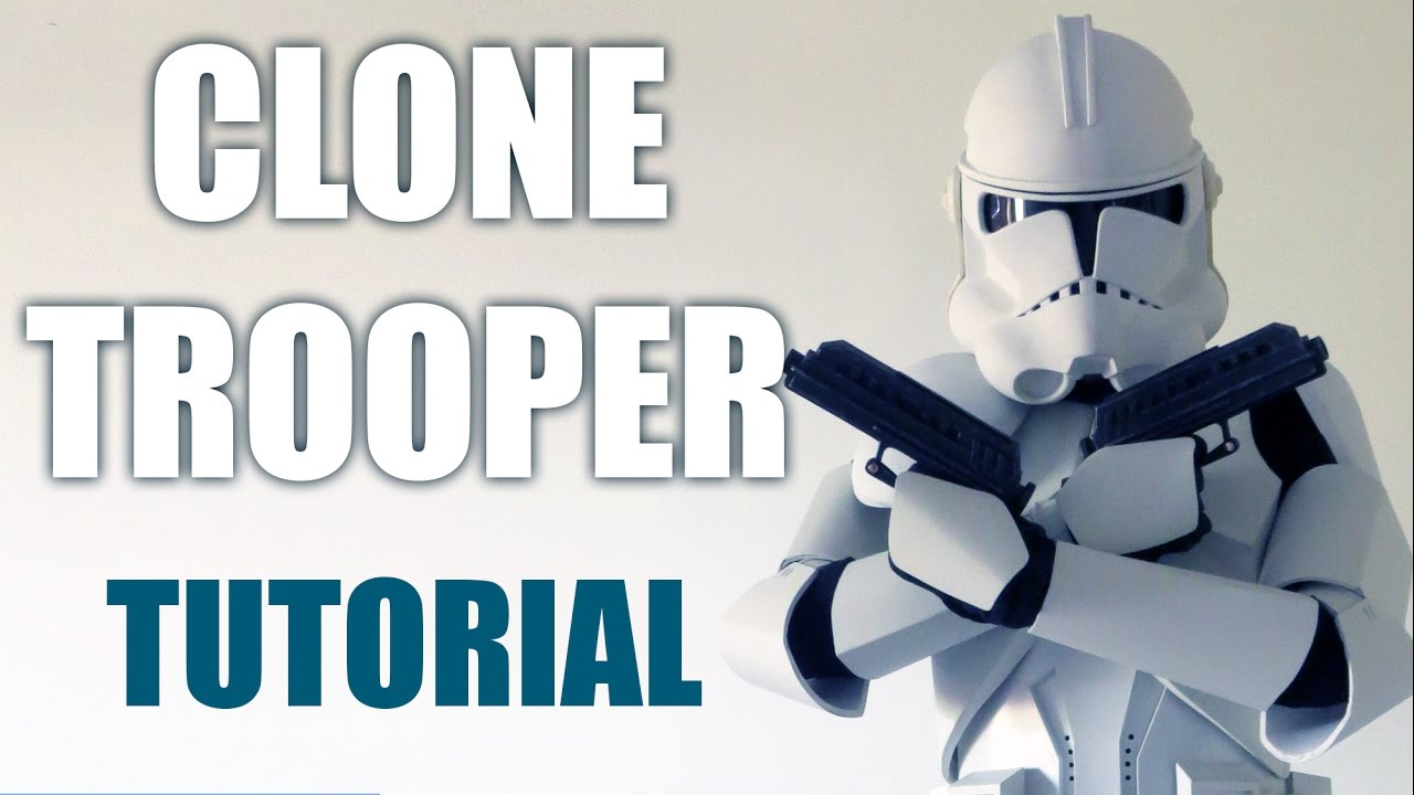 New intro diy clone trooper armor cosplay armadura casera de new intro diy clone trooper armor cosplay armadura casera de clone trooper solutioingenieria Image collections