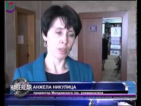 La MANCHE in the news at tv station GRT, Moldova on 13th May 2015