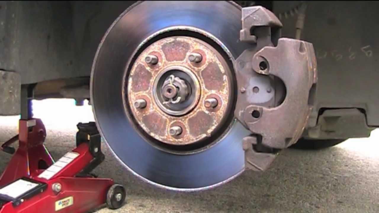 Image Result For Honda Ridgeline Brake Job