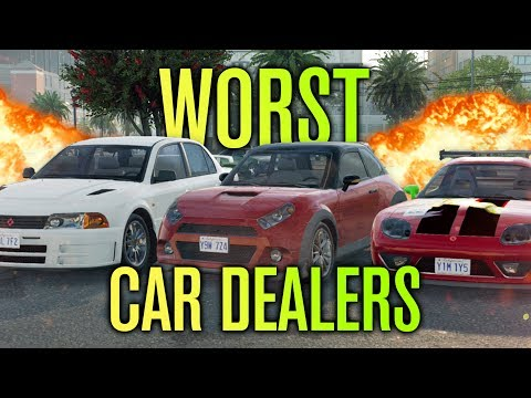 WORST CAR DEALERS | THE NOBEDS