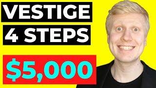 VESTIGE REVIEW: 4 Steps to Make Money with Vestige! ($5,000 VALUE)