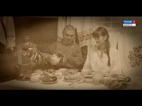 Экспонат - чаепитие на Руси