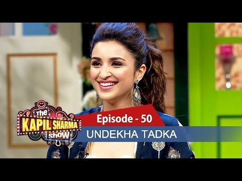 Undekha Tadka | Ep 50 | Parineeti & Ayushmaan Khurana | The Kapil Sharma Show | SonyLIV | HD
