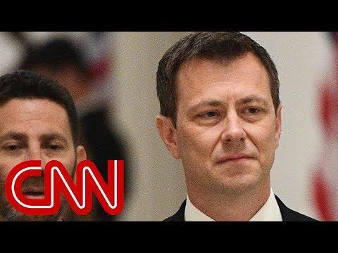 Lawyer for embattled FBI agent Peter Strzok speaks out