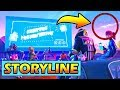 Fortnite Season 5 Storyline *PROGRESSION EXPLAINED* ROCKET RETURNING! (ROAD TRIP)