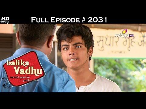 Balika Vadhu - 20th October 2015 - बालिका वधु - Full Episode (HD)