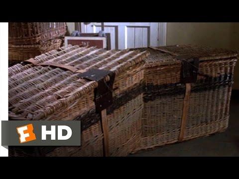 Shanghai Surprise (1986) - The Crate Escape Scene (11/11) | Movieclips