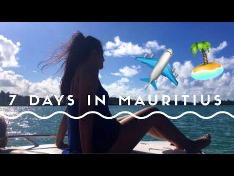 7 Days in Mauritius || Vlog