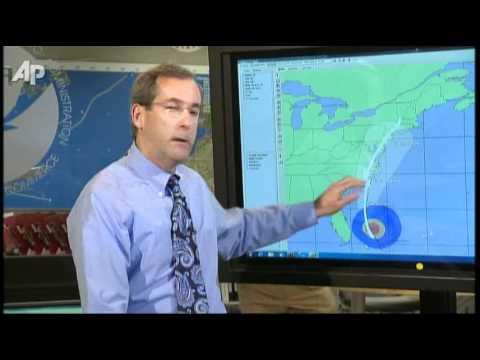 NHC: Hurricane Irene Has Winds of 115 Mph