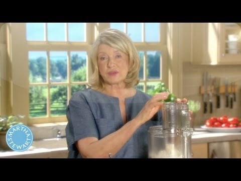 How to Make Pasta Dough with a Food Processor – Martha Stewart's Cooking School