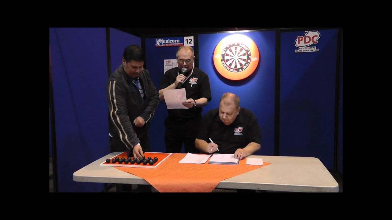 Darts European Tour