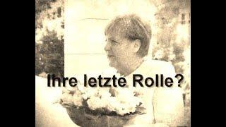 Merkels letzte Rolle - alexanders Wecksignal