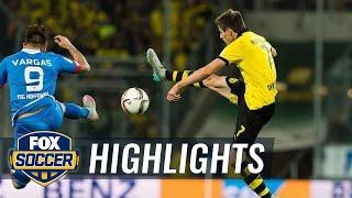 Video Gol Pertandingan TSG 1899 Hoffenheim vs Borussia Dortmund