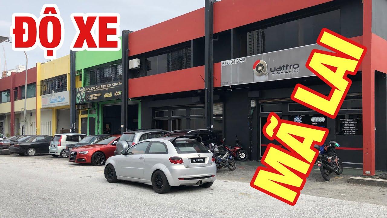 ĐỘ XE ĐUA tại Malaysia