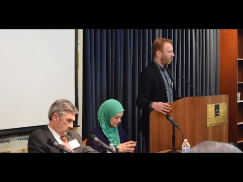 Panel IV of the 2015 Palestine Center Annual Conference