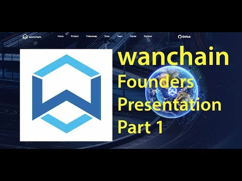Wanchain Founders Talk Part 1 - Ep20