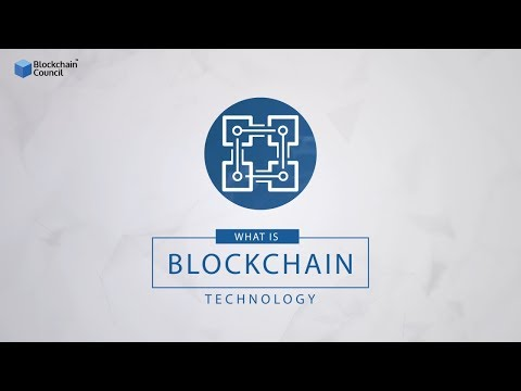 What is Blockchain technology? | Blockchain Certifications | Blockchain Council