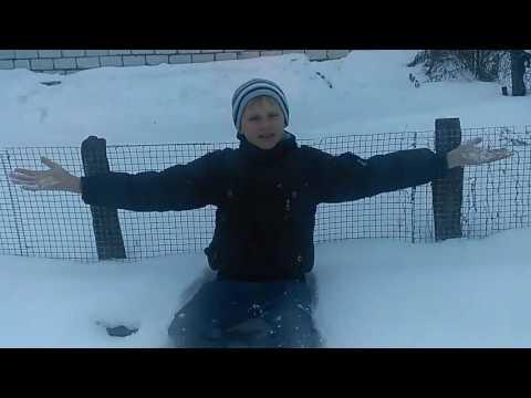 руденко клип падал белый снег
