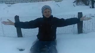 Падал белый снег  (Клип от Андрея Туманова)