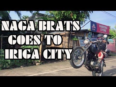 Custom Motorcycle Rides to Iriga City Cam. Sur (with NAGA BRATS)