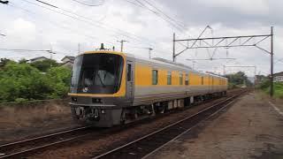 【JR西日本】キヤ141系肥薩おれんじ鉄道線上川内駅発車