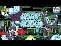 Ben 10 Omnitrix Glitch: Alien Alert - Omnitrix Finally Fixed (Cartoon Network Games)