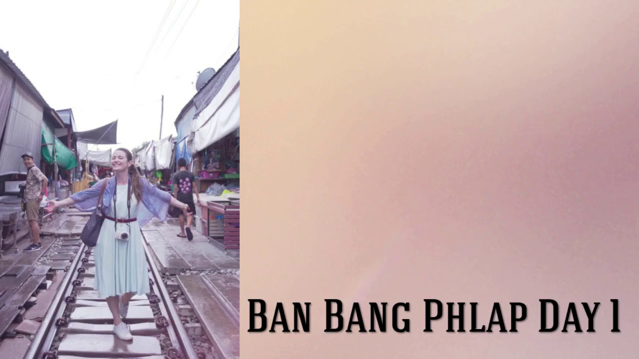 Finding the Real Thailand in Ban Bang Phlap (FULL BLOG