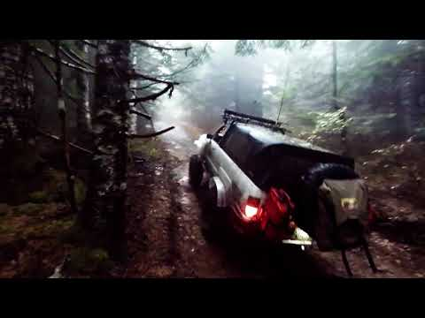 7 Up (Easy Way) Off-Road Trail - Tillamook State Forest, Oregon