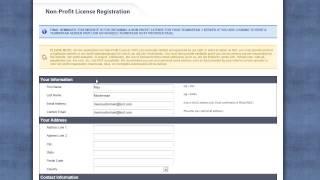 [TuT]Teamspeak 3 Server - Non-Profit Lizenz Registrieren [Part II]