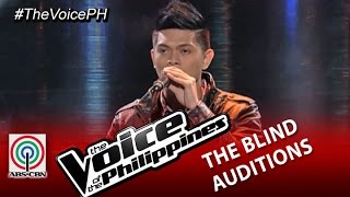 "The Voice of the Philippines Blind Audition ""The Scientist"" ..."
