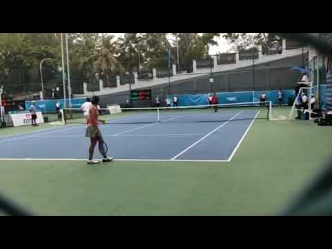 PON XX Papua: Hasil Cabor Tenis Ganda Campuran Semifinal