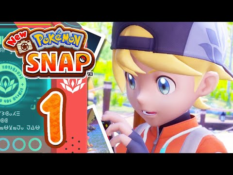 UNA NUOVA AVVENTURA A LENTIL! - New Pokemon Snap ITA - Episodio 1