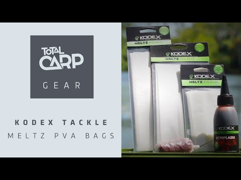 KODEX Intelligent Tackle Meltz PVA bags
