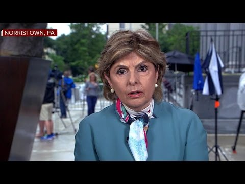 Gloria Allred will continue legal battle after Cosby mistrial