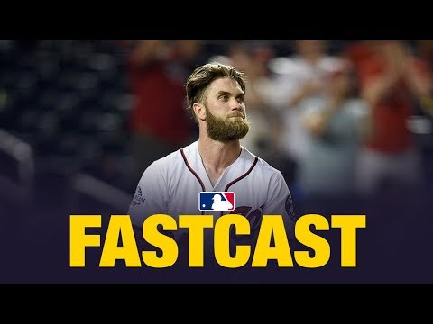 MLB.com FastCast: Harper, Phils reach deal - 2/28/19
