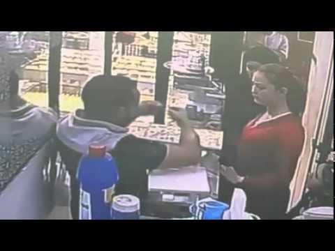 سرقة محل لبيع الذهب بمراكش