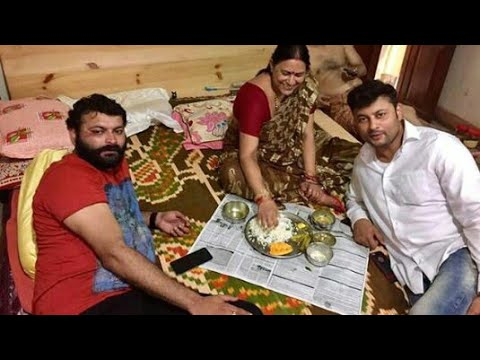 Anubhav Mohanty family album || Ollywood actor Anubhav ...