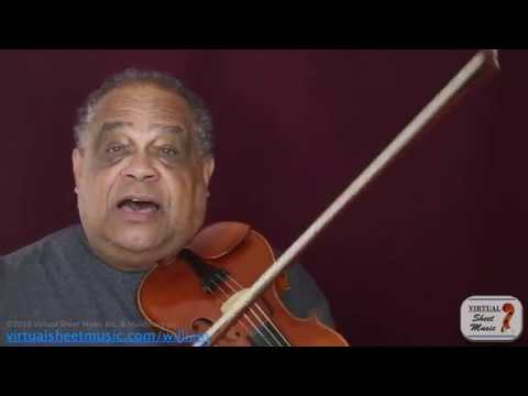 Why what worked in front of my teacher doesn't work any more at home? - Violin Lesson