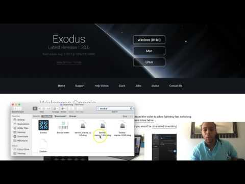 Store Your Bitcoin Private Keys With Exodus