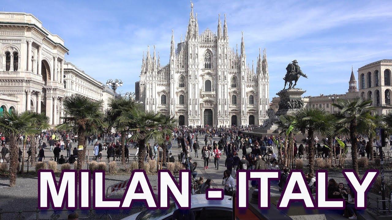Milan Italy 4k Youtube