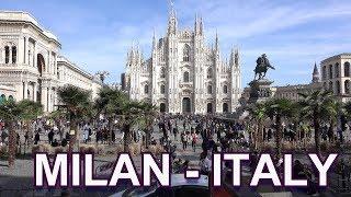 Milan   Italy 4k