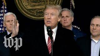 Trump explains what he wants for immigration reform