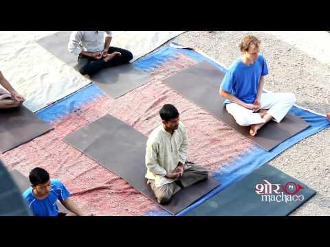 Indian Meditation - Healing School SMH Rishikesh